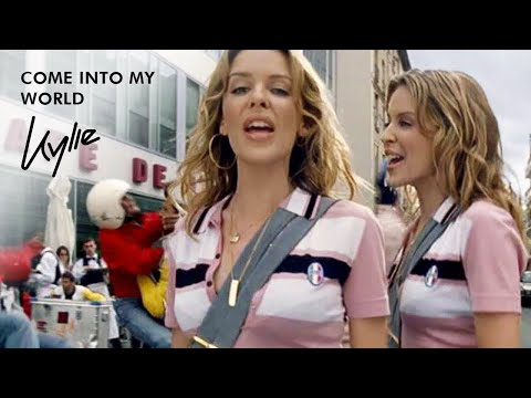 Mix - Kylie Minogue - Come Into My World