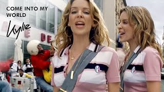 Watch Kylie Minogue Come Into My World video