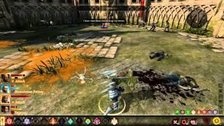 Dragon Age 2: Mark of the Assassin DLC Playthrough on Nightmare - part 24 Final Fight, Duke Prosper