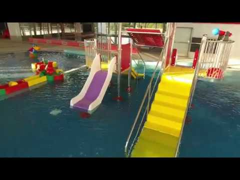 Les bassins d 39 aph a youtube for Piscine treillieres