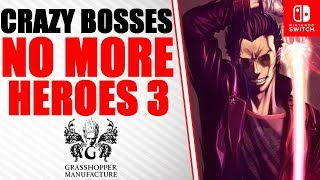 Suda51 Confirms He's Working on No More Heroes 3 With 'Thanos Levels of Crazy Bosses!' | PE NewZ