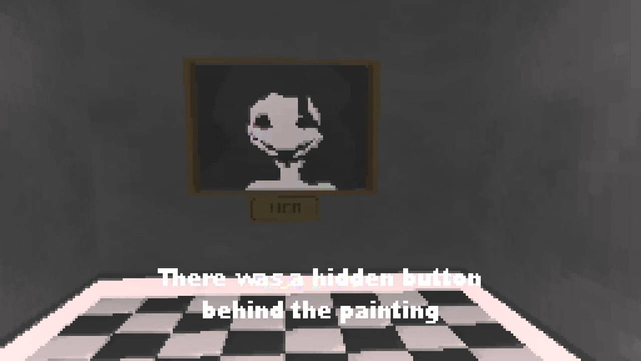 Heads still look bad but thats fine heh. Imscared Part 2 Her Whiteface S Parlor Hedge Maze Youtube