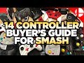 The Best Controllers for Smash Ultimate