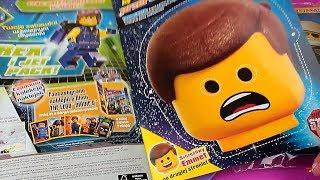 Lego Movies 2  Magazyn Lego & Happy Meal