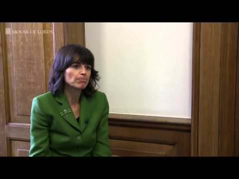 Baroness Parminter | Women in democracy | House of Lords