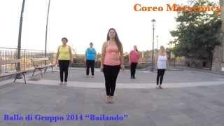 """Ballo di Gruppo 2015 - Enrique Iglesias """"Bailando"""" MaryConcy"""