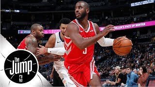 Chris Paul's handles giving Rockets their mojo back? | The Jump