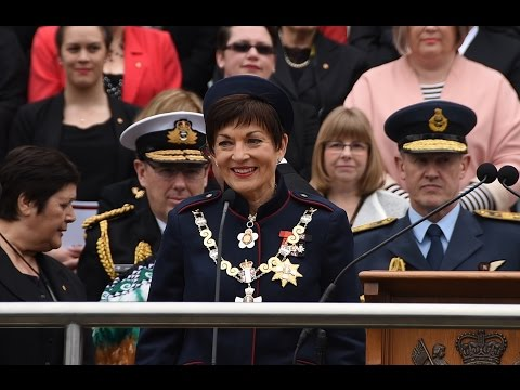 HE The Rt Hon Dame Patsy Reddy Swearing-In Ceremony - Full Version