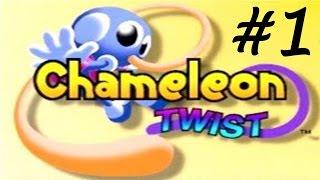 Chameleon Twist - Episode 1: Tongue Action