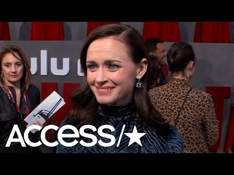 Alexis Bledel On 'Handmaid's Tale's' Season 2 'Gut Punch' & A Possible 'Sisterhood' Sequel  Access