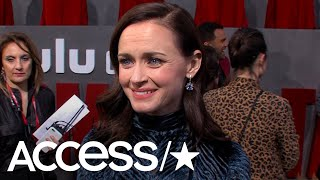 Alexis Bledel On 'Handmaid's Tale's' Season 2 'Gut Punch' & A Possible 'Sisterhood' Sequel | Access