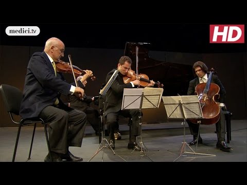 Johannes Brahms - Piano Quartet in C Minor  (Menahem Pressler)