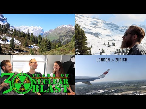 CELLAR DARLING - A Trip To Switzerland: Part 1 (OFFICIAL INTERVIEW)