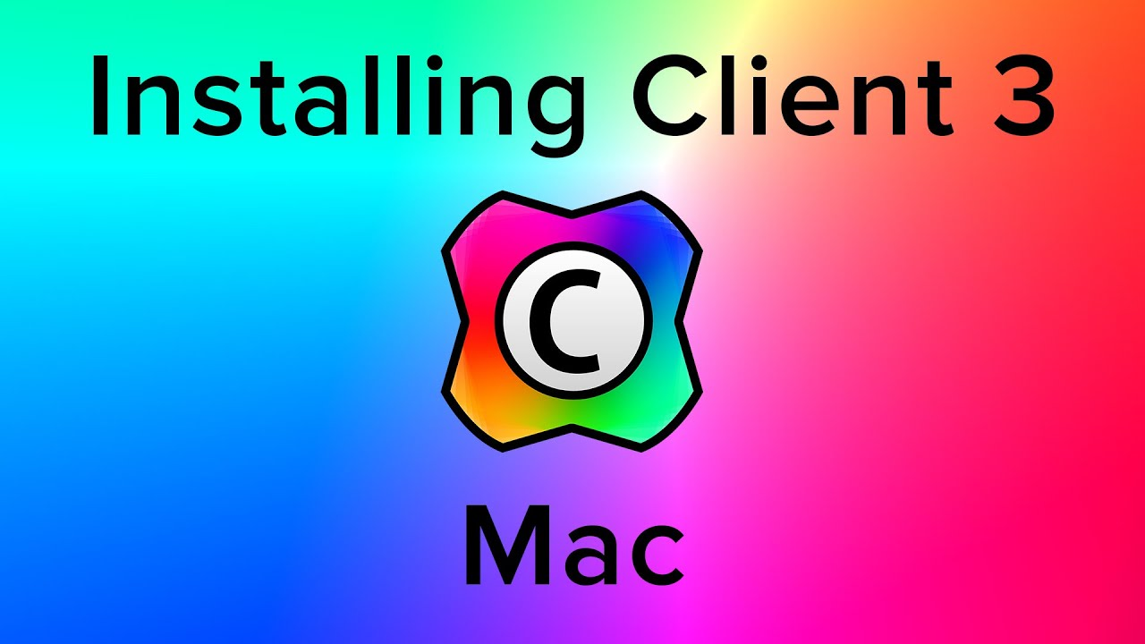 How to Connect to CalMAN Client 3 (Mac)