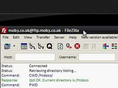 Add An Icon For Your Website In The Address Bar (ServerSide)