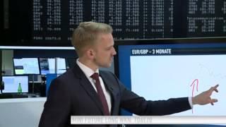 Zertifikate Aktuell: Parität zwischen Euro und britischen Pfund?