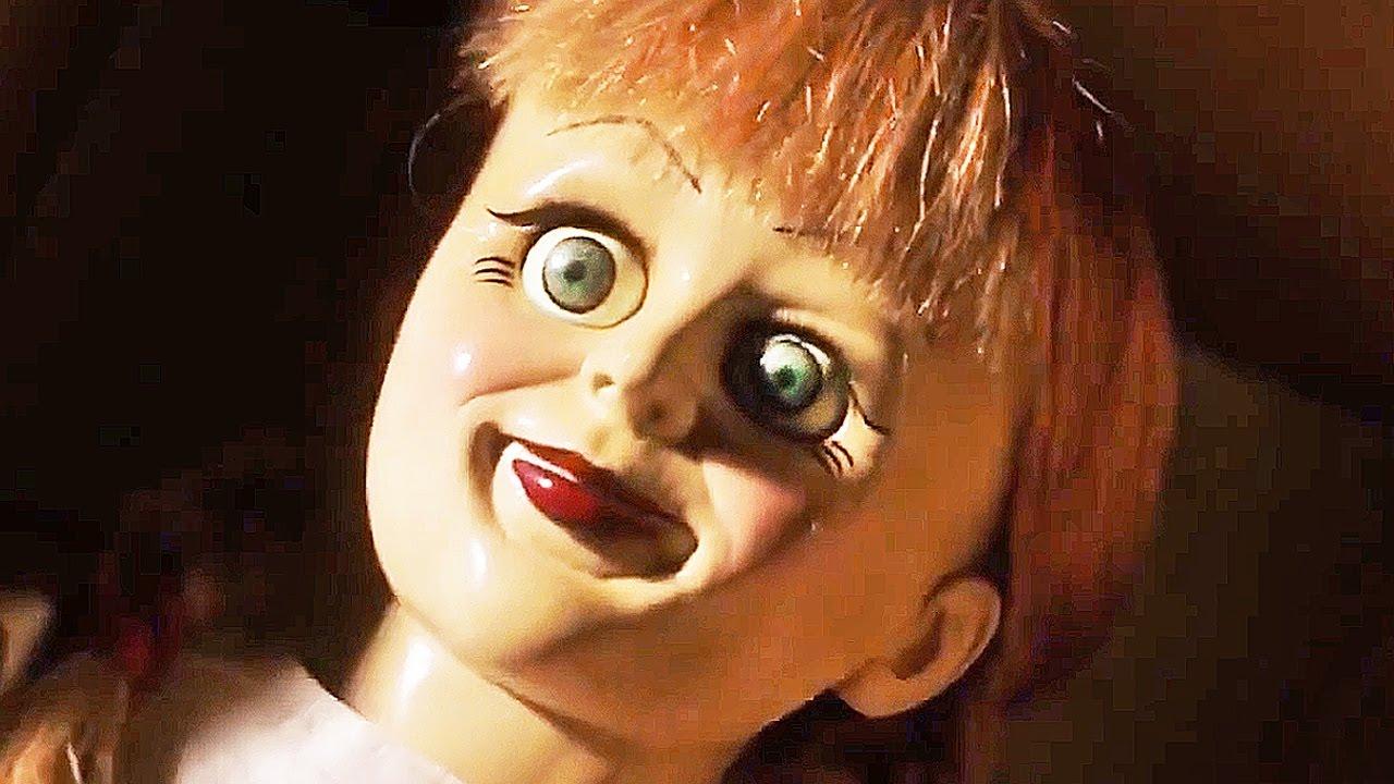Annabelle 2 bande annonce vostfr 2017 epouvante horreur - Dessin horreur ...