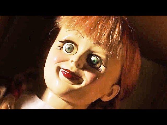 Les origines sombres de la poupée Annabelle