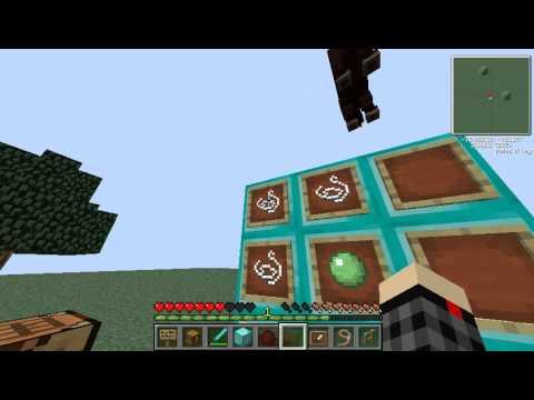 Minecraft Tutorial Como Craftear La Cuerda Para Caballo 162
