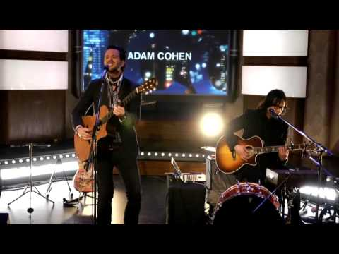 Adam Cohen On Strombo: 'What Other Guy' Performance mp3