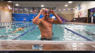 HIIT SWIM Workout to Incinerate Fat - Shape Plus