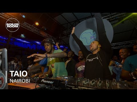Taio House Party Hip Hop Mix | Boiler Room x Ballantines True Music Kenya