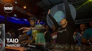 Taio House Party Hip Hop Mix | Boiler Room x Ballantines True Music Kenya