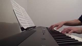 【魔界塔士SaGa】「激闘(ボス戦BGM)」を弾いてみた【ピアノ】 魔界ノボス 検索動画 11