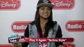Becky G - Play It Again | Radio Disney