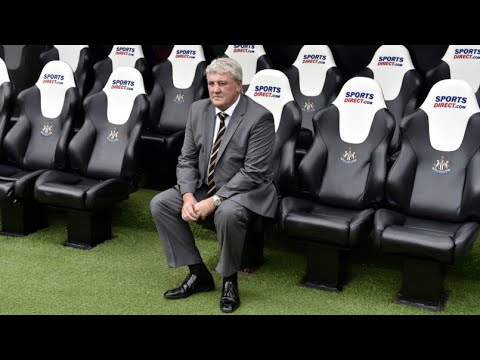 STEVE BRUCE NEXT NEWCASTLE UNITED MANAGER?!!