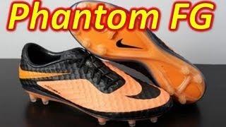 Nike HyperVenom Phantom FG Bright Citrus/Black - Unboxing + On Feet