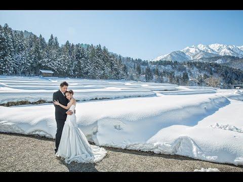 Pre Wedding Oil & Fluke Japan