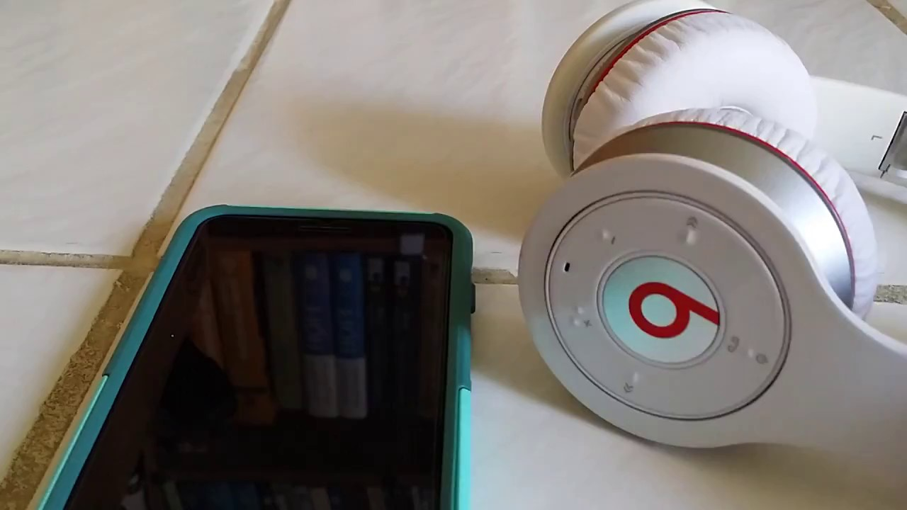 how to connect mpow bluetooth headphones to iphone 7
