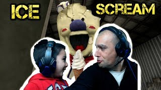 Killer Ice Scream game || Ice Secream Men is after us!! Horror Game Play || Dj_Play_Day