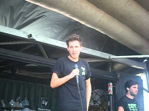 Reckless - You Me At Six - Buffalo Warped Tour 2012
