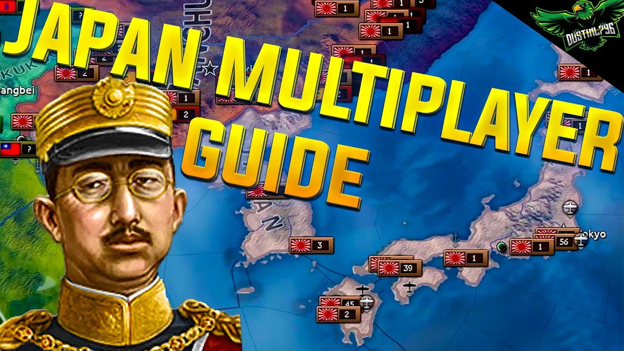 HOI4 Japan Guide For Waking the Tiger (1936-1939) (Hearts of Iron 4 How to  Play Japan)