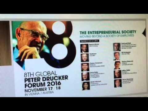 The Drucker Forum 2016