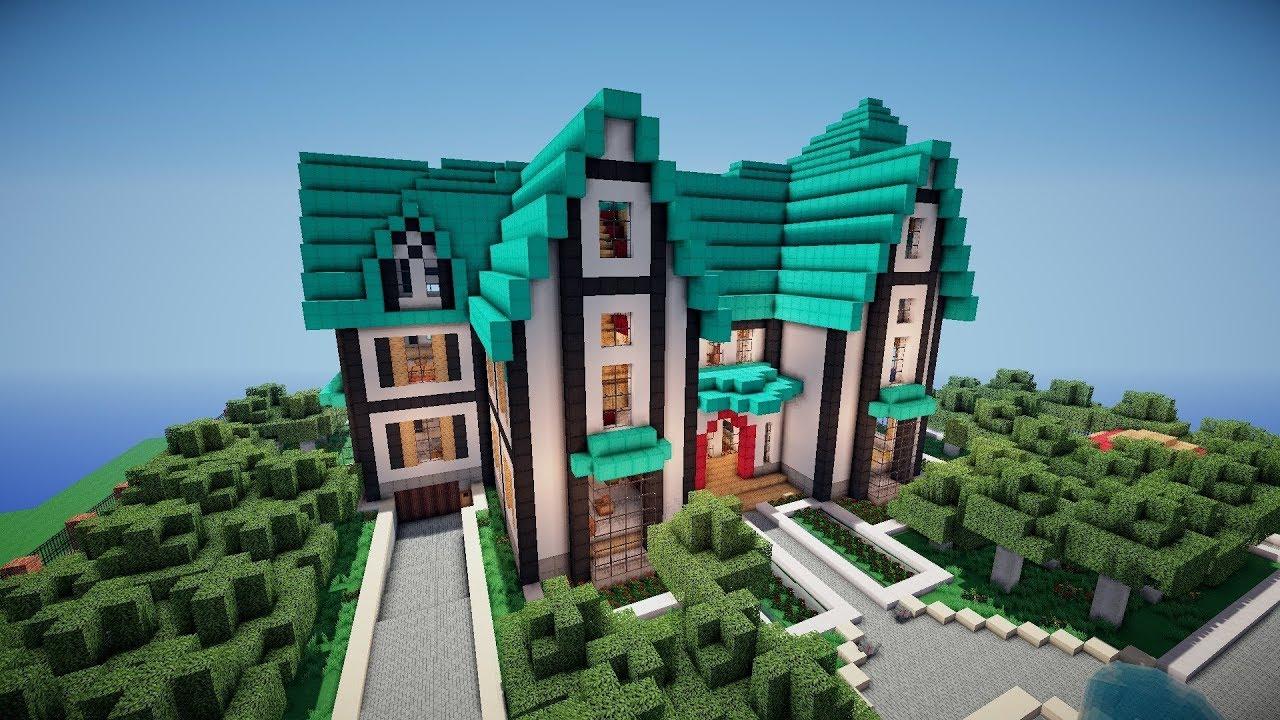 Дома в майнкрафте схемы | Как построить дом