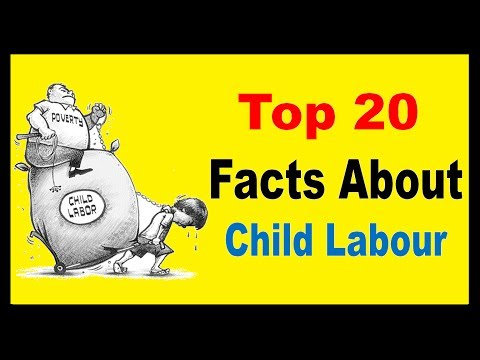 Child Labour - Facts