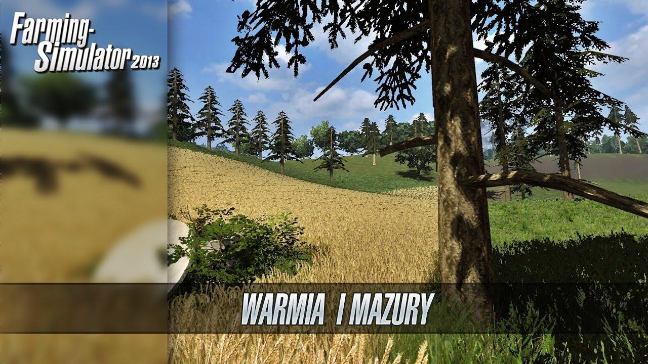 Warmia I Mazury Map FarmingSimulator FarmingSimulator - Norway map ls 2013