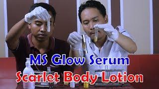 Download lagu Review Dokter Grand Scarlet Whitening Body Lotion vs MS Glow Luminous Glowing Serum