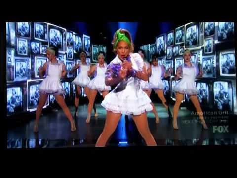 Ain't Your Mamá by Jennifer Lopez American Idol