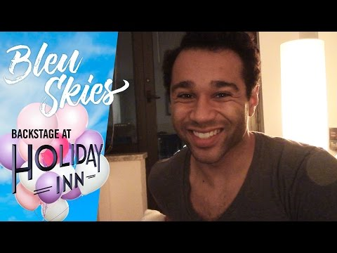 Episode 7 — Bleu Skies: Backstage at Broadway's HOLIDAY INN with Corbin Bleu