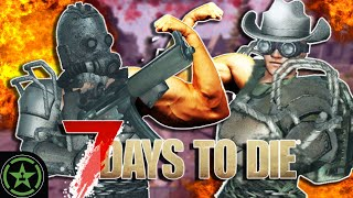 The Buff Boys! - 7 Days to Die (Part 8) | Live Gameplay