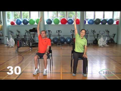 Living Better with COPD | Flexibility exercises