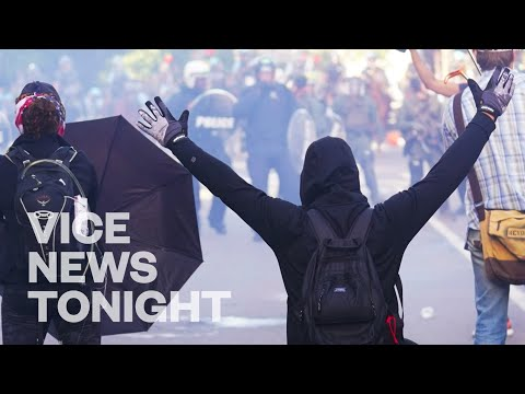 The Protests in Minneapolis, Louisville, and Washington DC | VICE News Tonight Full Ep.