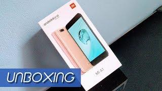 Xiaomi Mi A1, unboxing y primeras impresiones