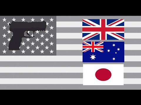 The United States' Obsession Episode 5: Foreign Gun Culture