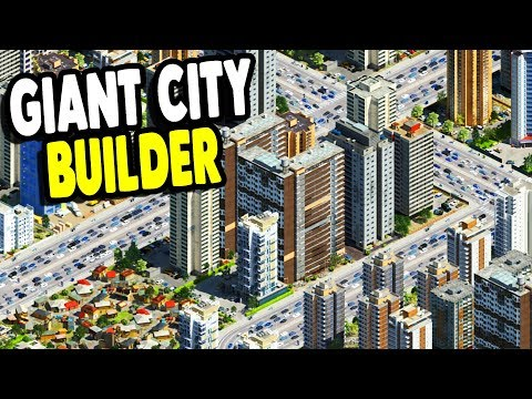 FIRST LOOK: Giant CITY BUILDING on ISLAND | Tropico + Sim City Classic | Citystate Gameplay