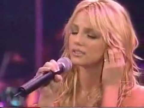 Britney Spears - Not A Girl [Live Rosie O'Donell]